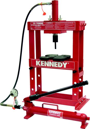 HBP010 HYDRAULIC BENCH PRESS / KEN9855000K
